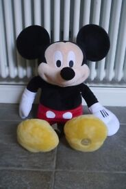 """Mickey Mouse 24"""" Soft Toy"""