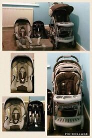 Travel system in good condition