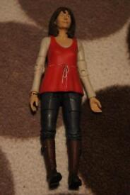 Plastic Sarah Jane Smith Toy Figure