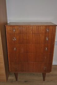 chest drawer solid wood for renovation £10