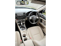 Subaru Outback (legacy) 2.5 AWD 4x4 estate leather auto (xc70 allroad forester suv alltrack)