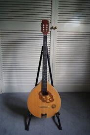 Bouzouki, Bluemoon, 8 string (like a large mandolin)