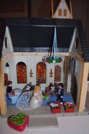 PLAYMOBIL WEDDING CHURCH - 4296