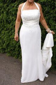 wedding dress -Sincerity Ivory Size 12s