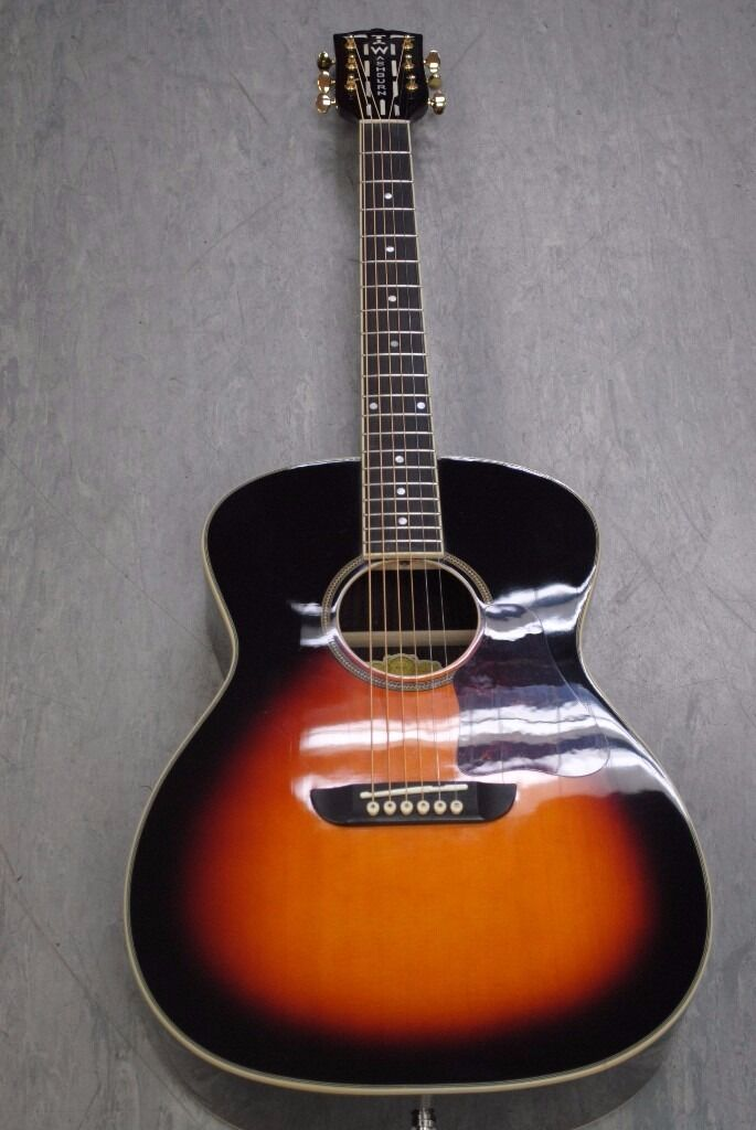 Washburn WSD5240STS Acoustic Guitar £300