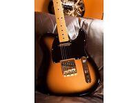 Fender Telecaster FSR Copperburst - £550