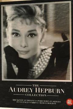 AUDREY HEPBURN - THE COLLECTION  (5DVD)