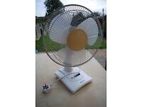 Electric Fan ;-)