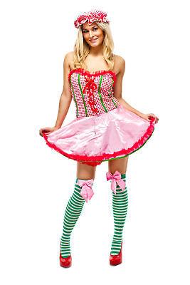 LITTLE MISS MUFFET FANCY DRESS COSTUME SIZE 6-8