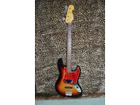 Fender Jazz Bass Sunburst CIJ