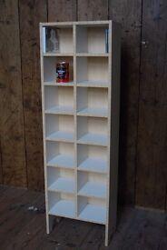 Pigeon holes CD DVD holder Brighton Hove modernism storage office