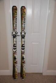 Ladies Dynastar Skis and Bindings