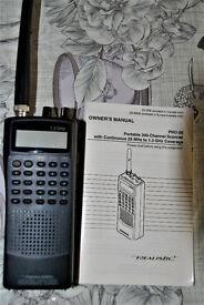 VHF Radio Scanner