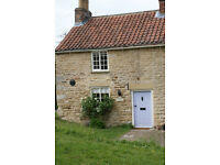 Holiday Cottage, Westow, North Yorks