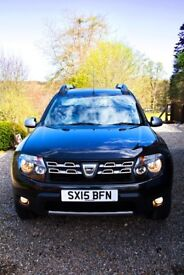 Dacia Duster 4x4, £7500 ono Must sell ASAP, Great car, passed MOT like new.