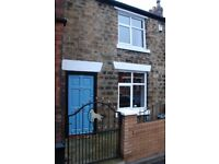 House to rent. Two bedroom property with large box room