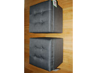 Two Small Ottoman **Brand New**