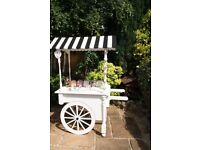 Candy Cart for Hire - Stocked or Standalone