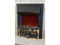Valor Model 802 Electric Fire in excellent condition