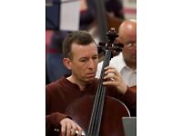 North London orchestra seeks cellists