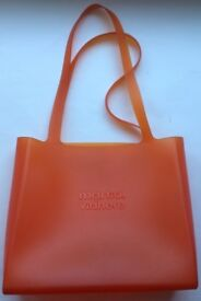 Martial Viahero Orange Jelly Bag, late 80's, Rarely available
