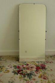 Bathroom, Bedroom or Hall Mirror