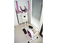 Elliptical Bike for sale, used couple of times :)