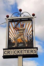 Chef de Partie at The Cricketers in Sarratt