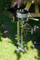 British Seagull Outboard Motor: Model 102 and Model 40+