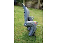 Hamax rear bike seats reclining