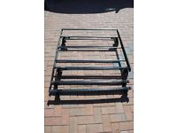 Roof rack and roof bars