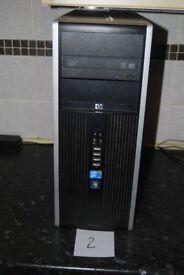 HP Compaq 8100 Elite i5 - 660@ 3.33GHz , 4 GB Ram, 500GB HDD