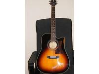 Epiphone DR-500MCE electro-acoustic guitar