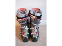 Mens Head Ski Boots size 26/26.5. Excellent condition. Barely used. Collection only