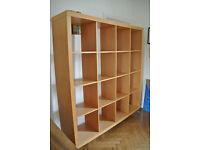 Living room shelves from Habitat in great condition