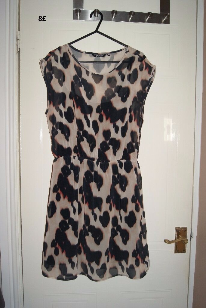 dressin Warrington, CheshireGumtree - nice dress on a daily basis, size 10, brand GOLDDIGGA. comfortable, airy, front knee