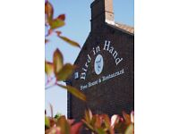 Commis Chef Position - Immediate Start Available