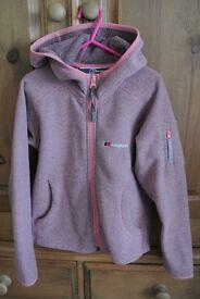 Girls Berghaus fleece/jacket