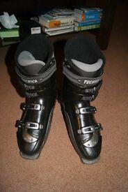 Mens Tecnica Duo 50 Ski Boots