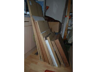 IKEA kitchen doors, drawers and shelves – new unopened items