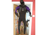 Rip Curl winter wetsuit