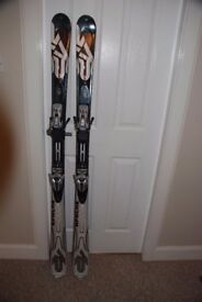 Apache Skis and Bindings K2 Mens all Mountain range.