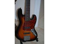 Ken Smith Design 5 String Bass