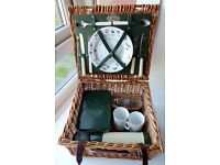 Wanted 2 person Wicker picnic basket
