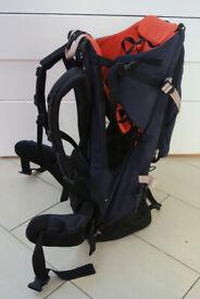 Macpac Vamoose Baby Carrier Backpack