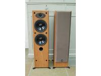 Pair of Yamaha Floor speakers NS-45E