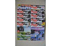 Canon Photo Plus magazine - 10 - 2016 copies, as new condition
