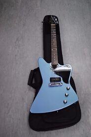 Fret King Esprit 1 Gun Hill Blue Electric Guitar £430