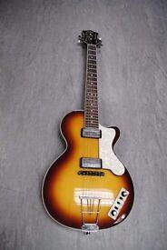 Hofner Contemporary Series Guitar £500