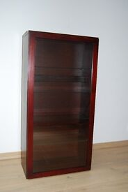 9 piece Tapley 33 furniture range of burgundy oak by Beaver and Tapley